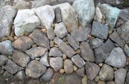 Kivipengerrys rakentaminen 12