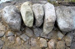 Kivipengerrys rakentaminen 16
