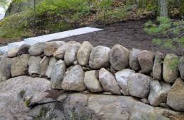 Kivipengerrys rakentaminen 26